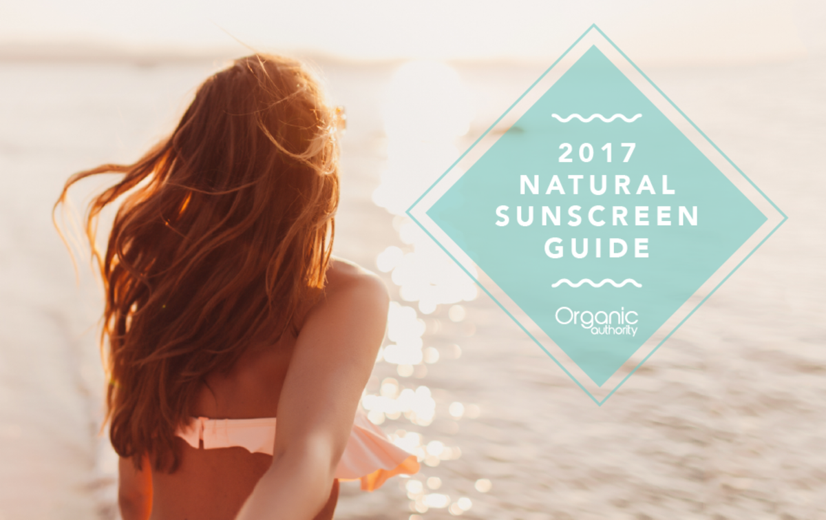 2017 Organic Authority Natural Sunscreen Guide