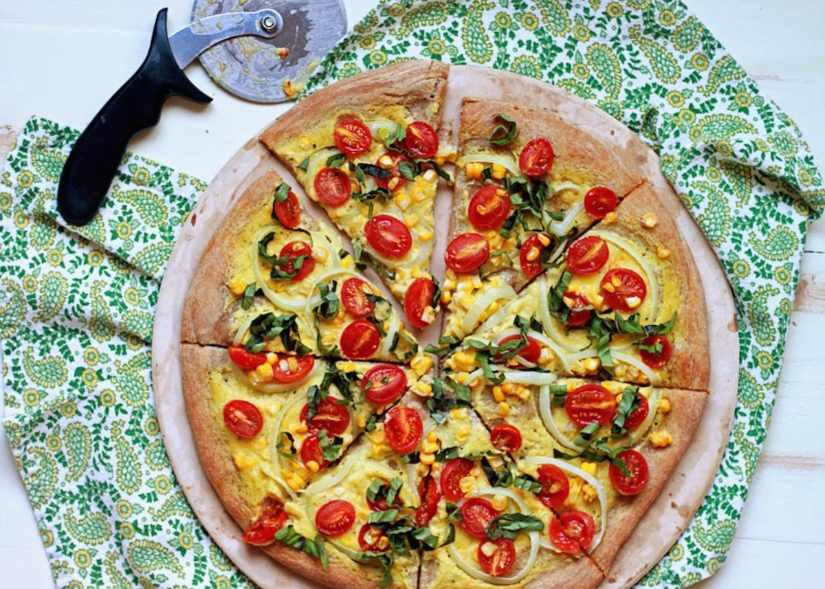 pizza with tomato recipes