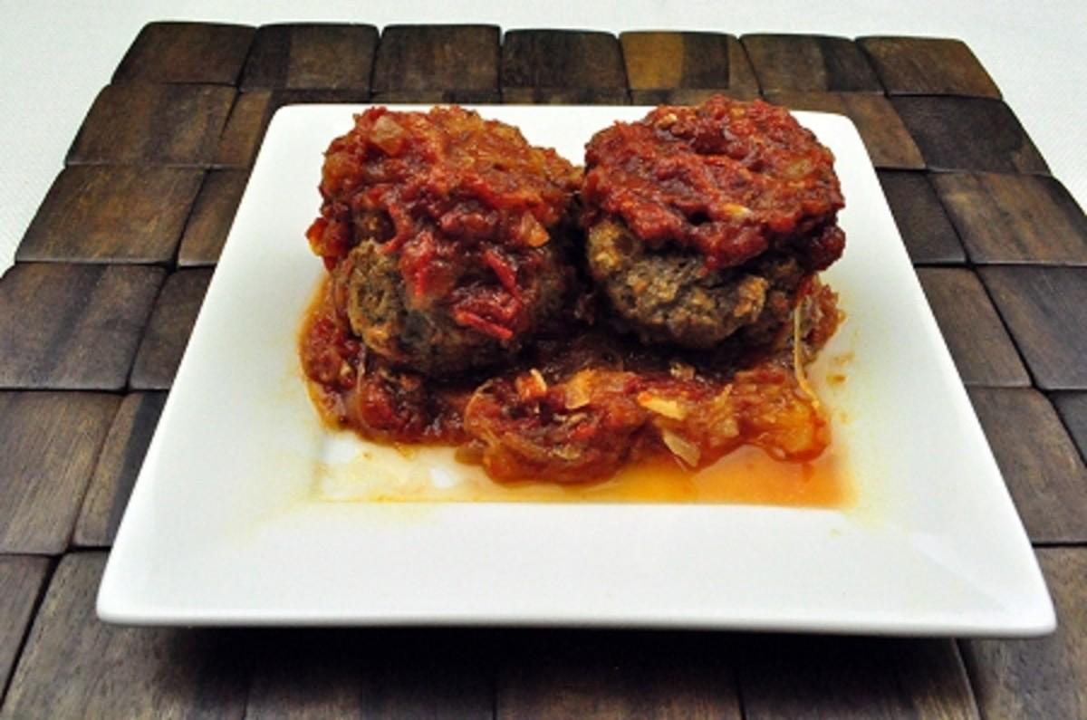 paleo diet spaghetti and meatballs