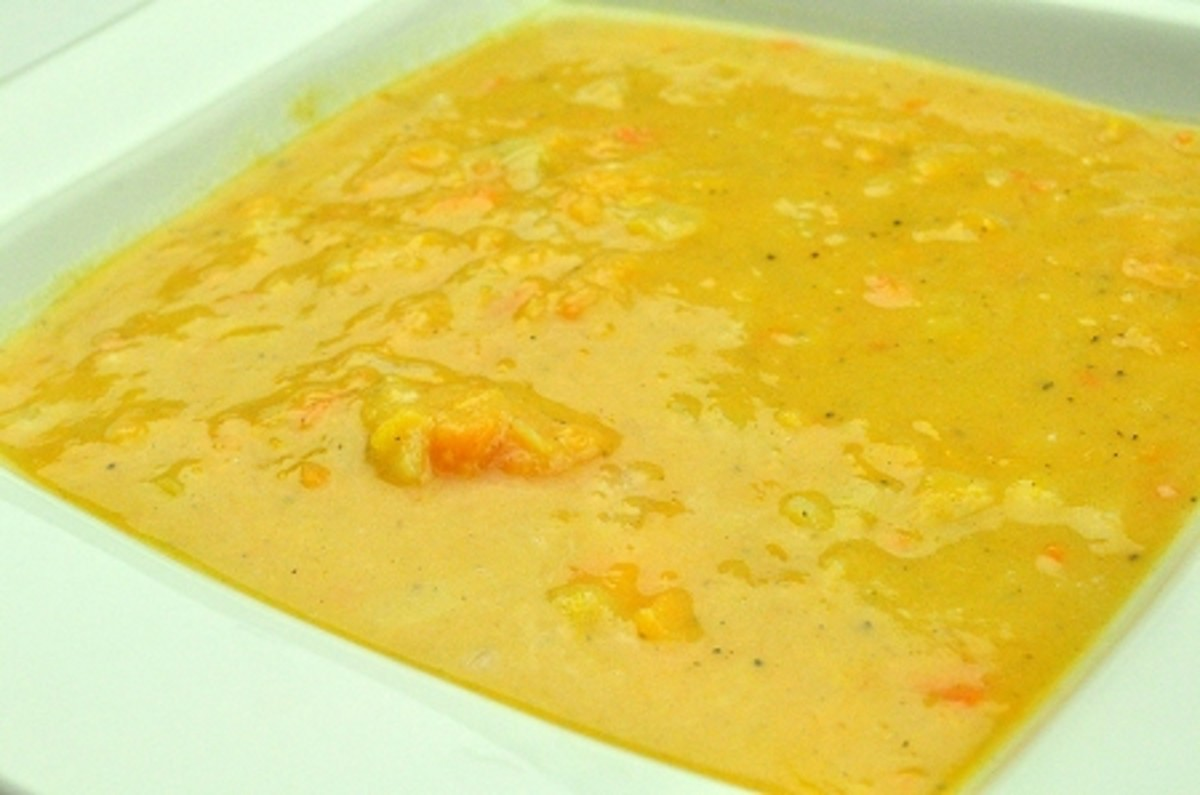 paleo diet leek and sweet potato soup
