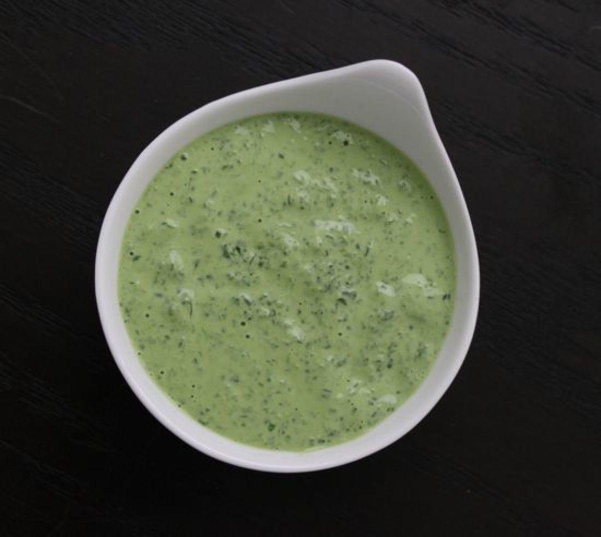 Watercress Tahini Dressing