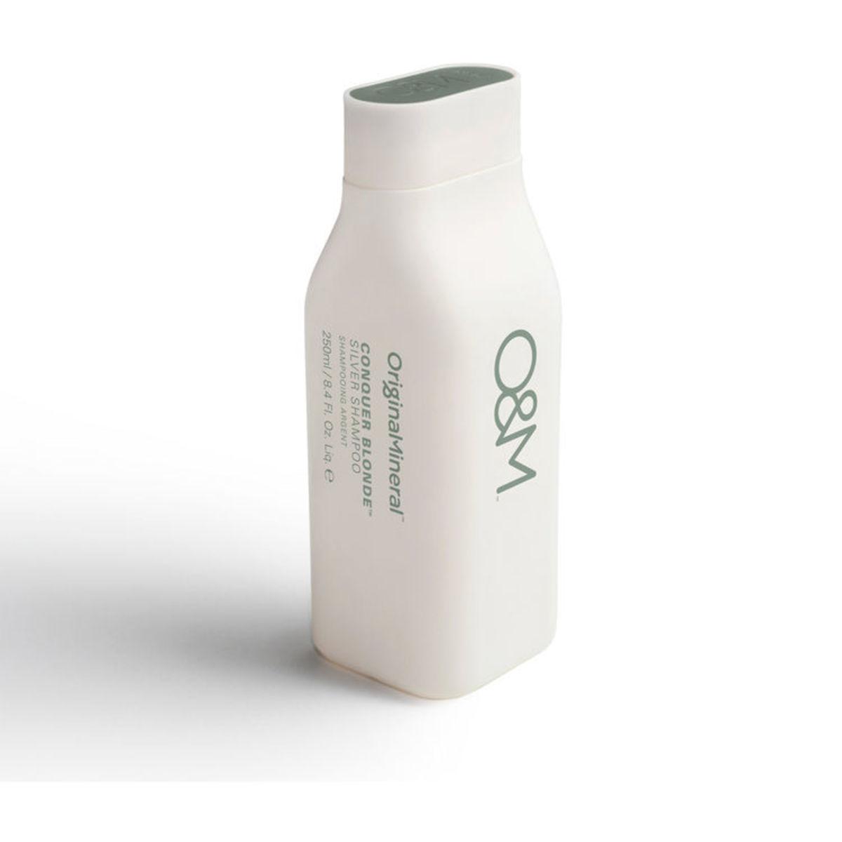 O + M Blonde Shampoo