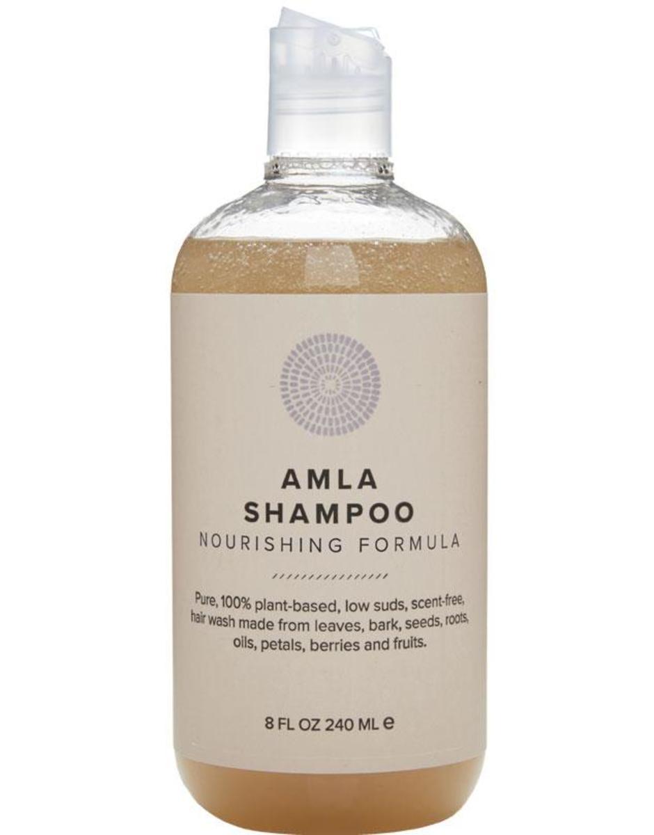 Hair print amla-shampoo