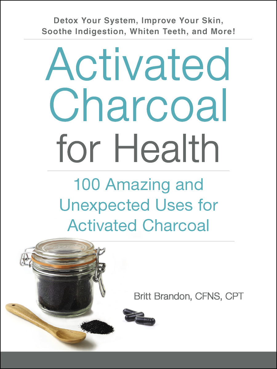 Activated Charcoal for Health High Res Cover
