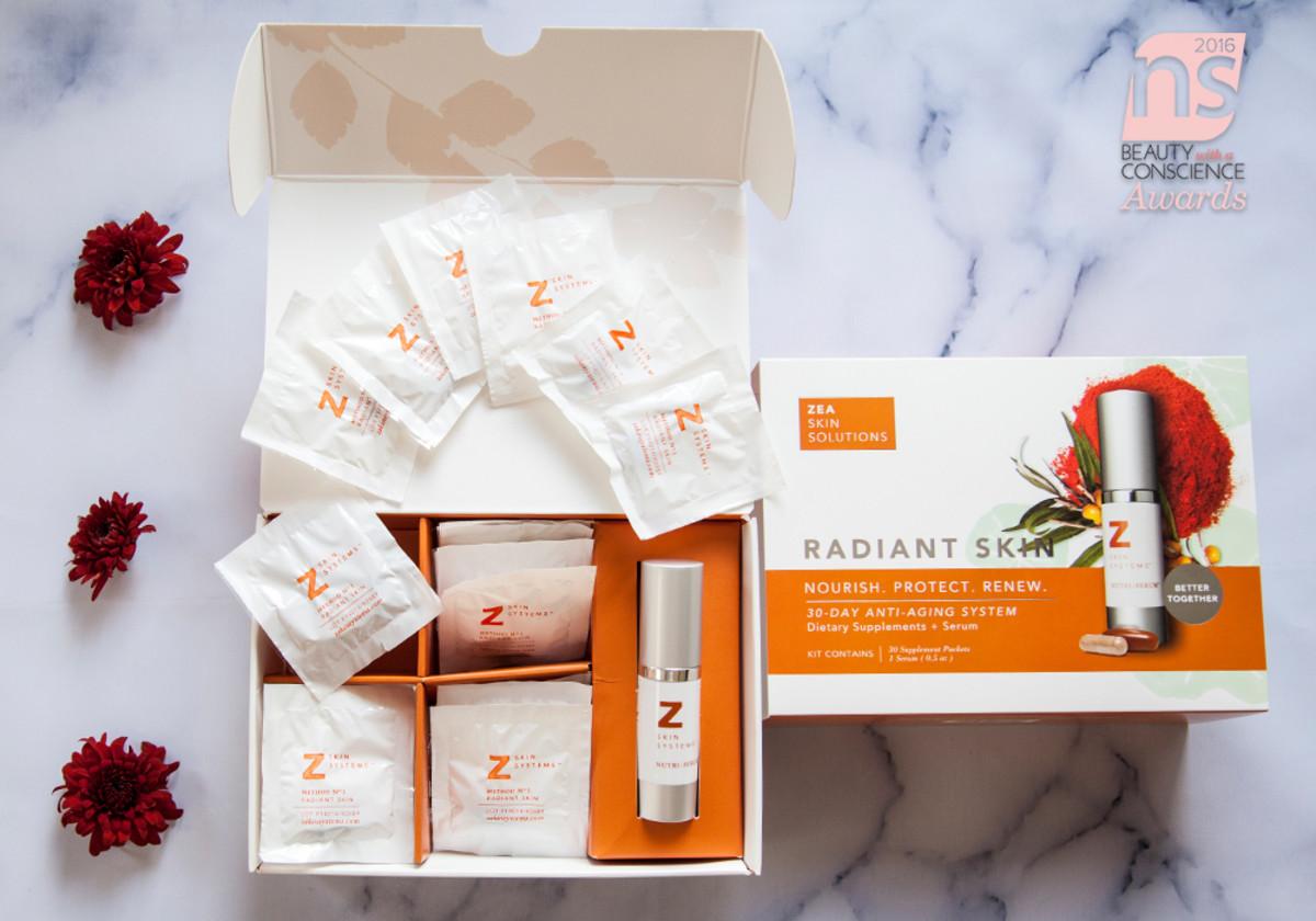 ZSS Skincare Organic Authority Box
