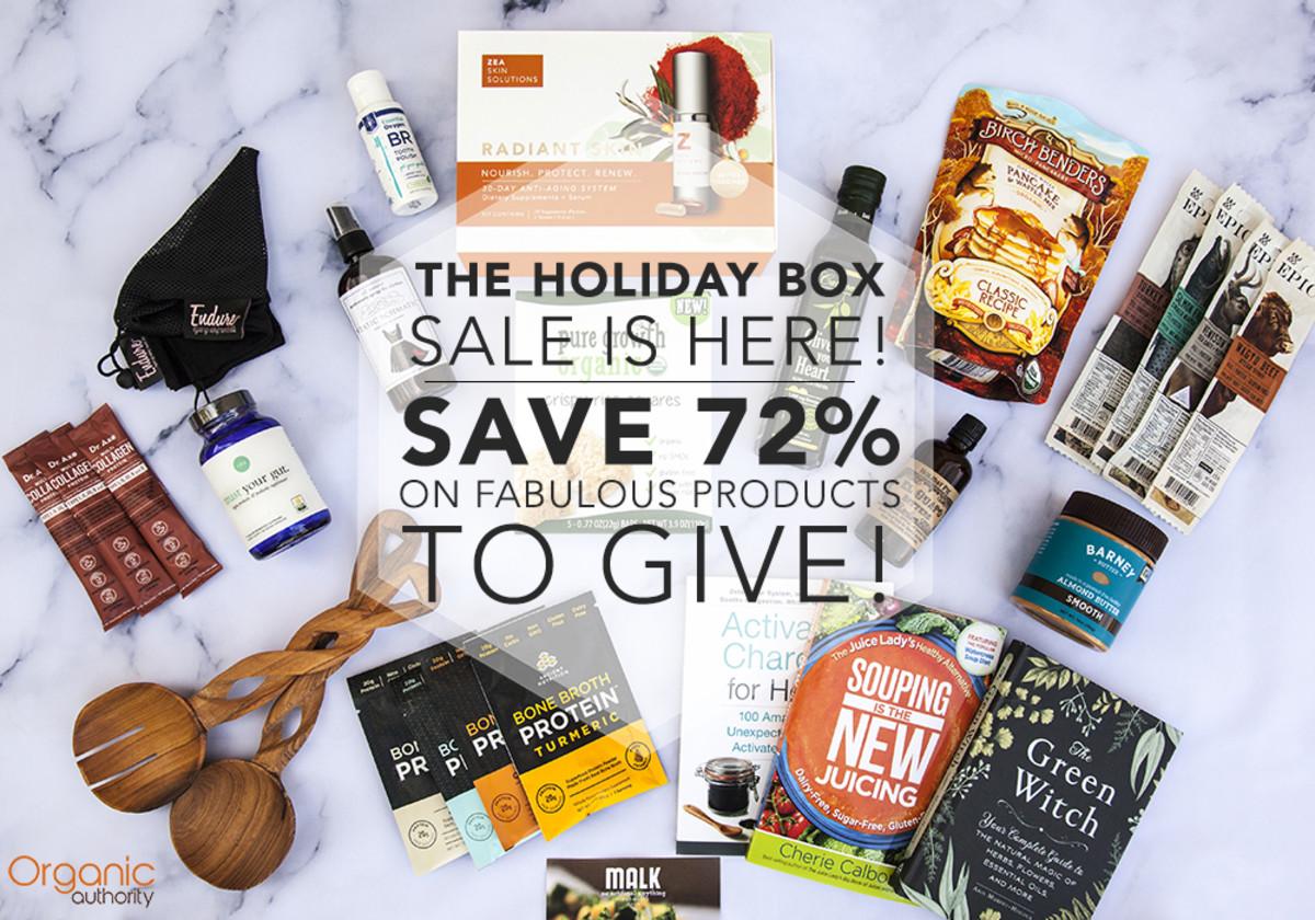 Organic Authority Holiday Box