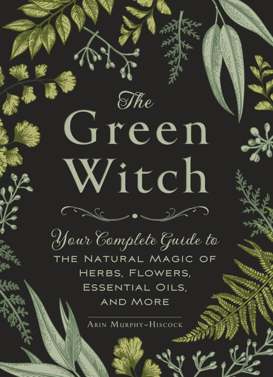 The Green Witch High Res Cover