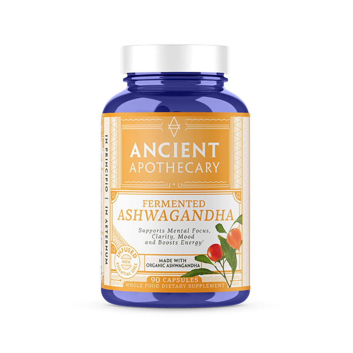 ashwagandha ancient apothecary