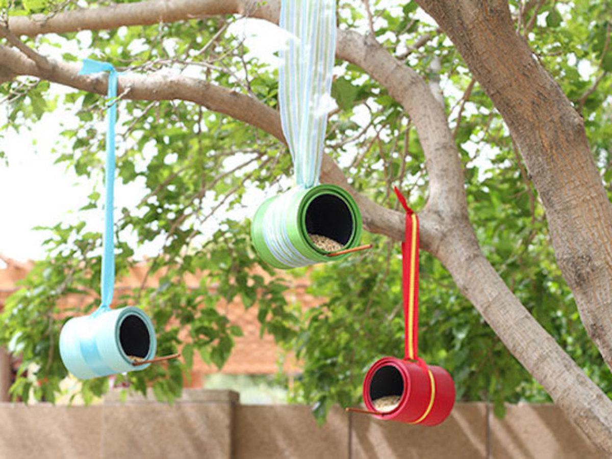 Brilliant Bird Feeder Ideas For Your Garden Organic Authority