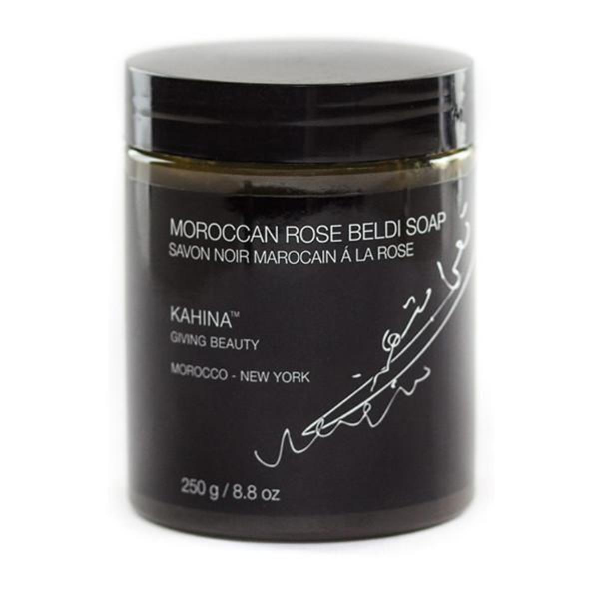 Kahina Giving Beauty Moroccan Rose Beldi Soap