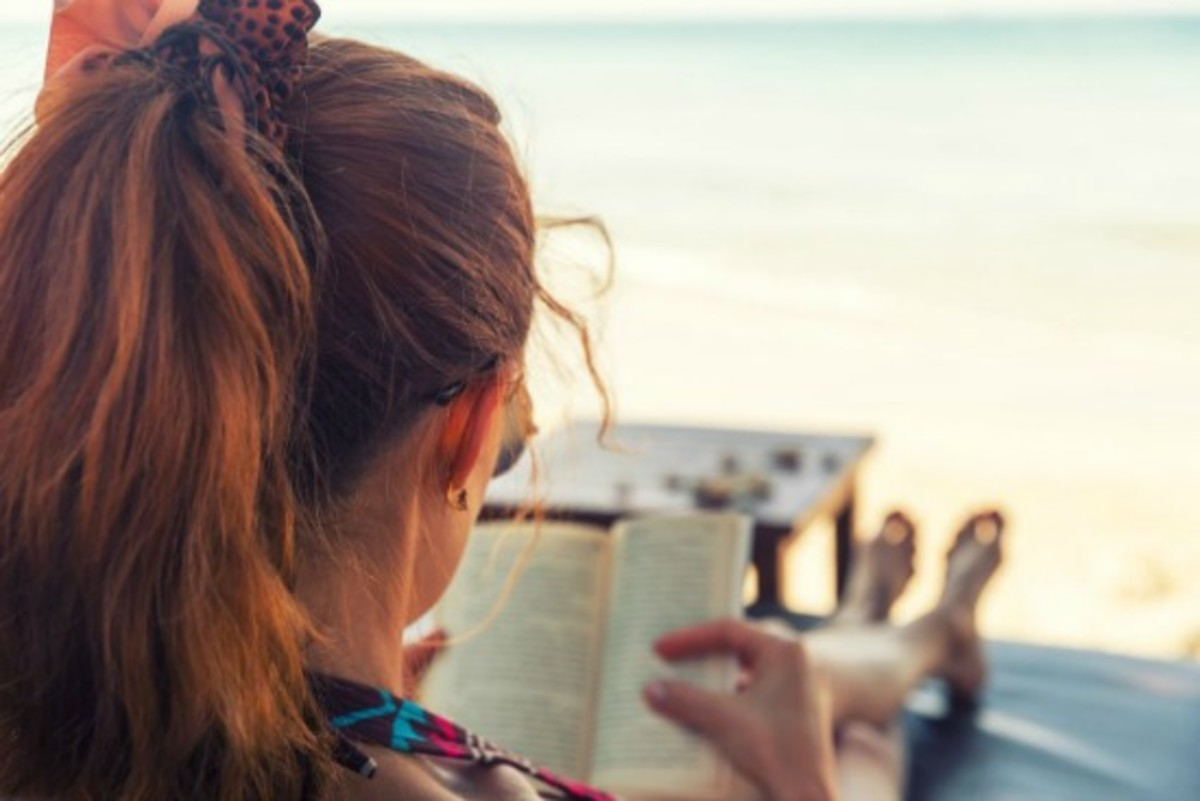 5 Natural Beauty Books to Read This Summer