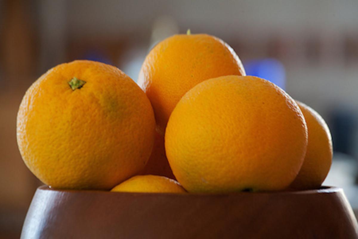 health benefits of the orange