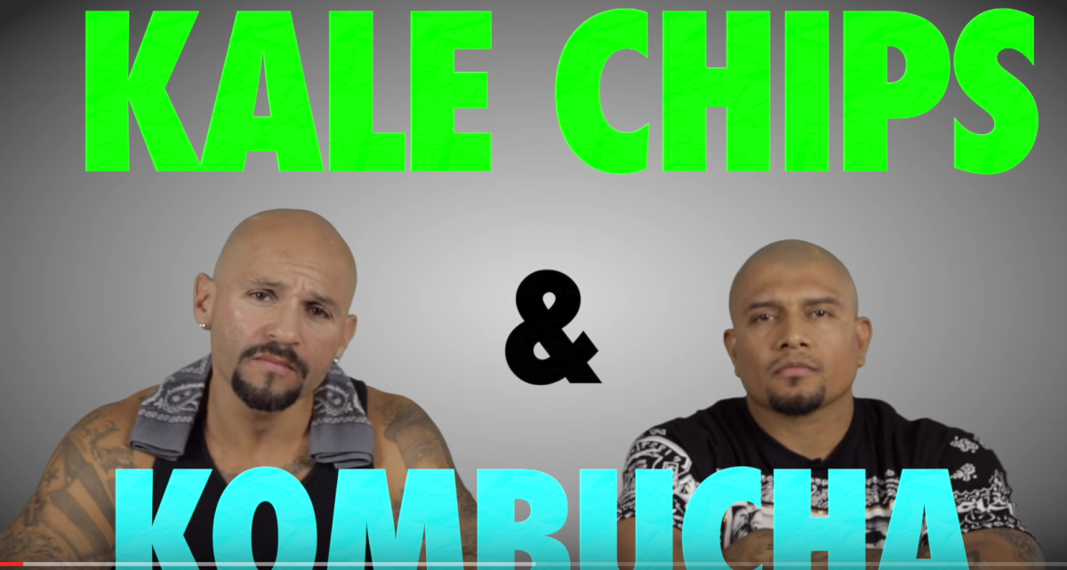 Cholos Call It Like They See It: Kale Chips Look Like Weed [Video]