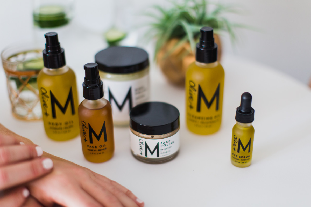 Olive + M Navago Indie Natural Beauty