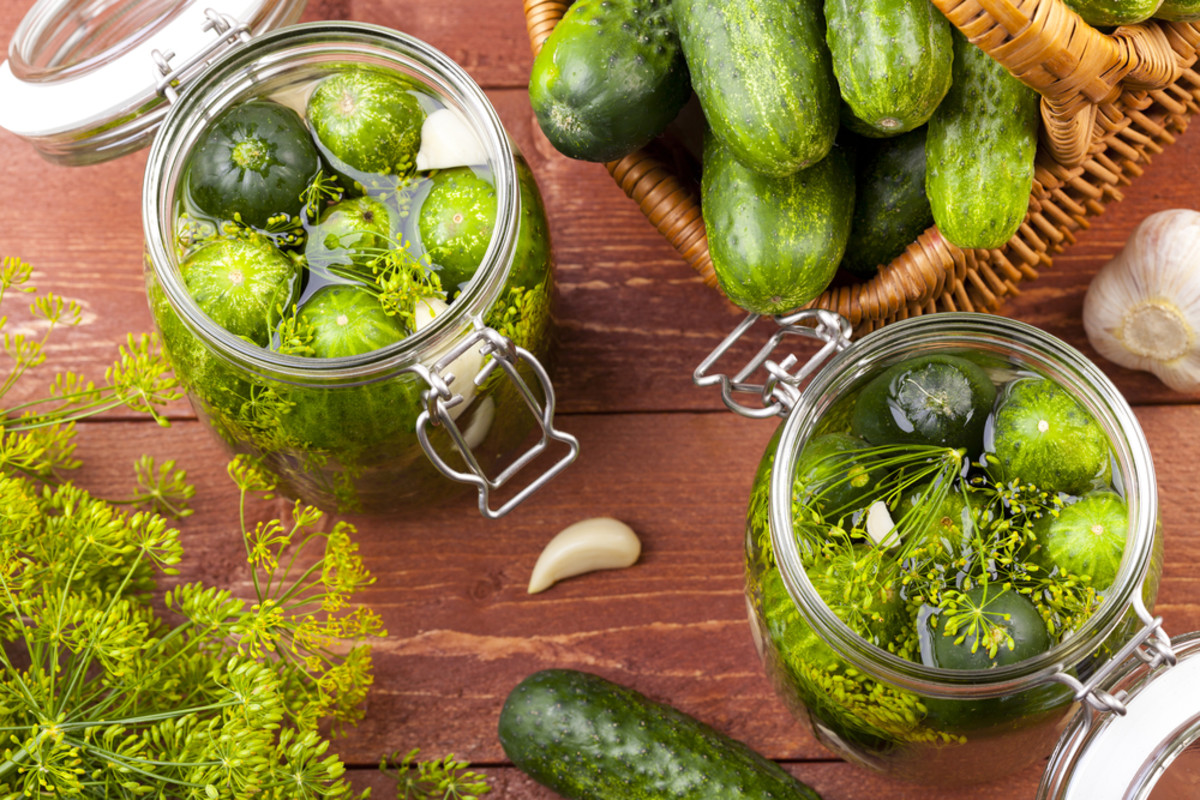 The Top 5 Veggies to Ferment for Kick-Ass Pickles and Krauts