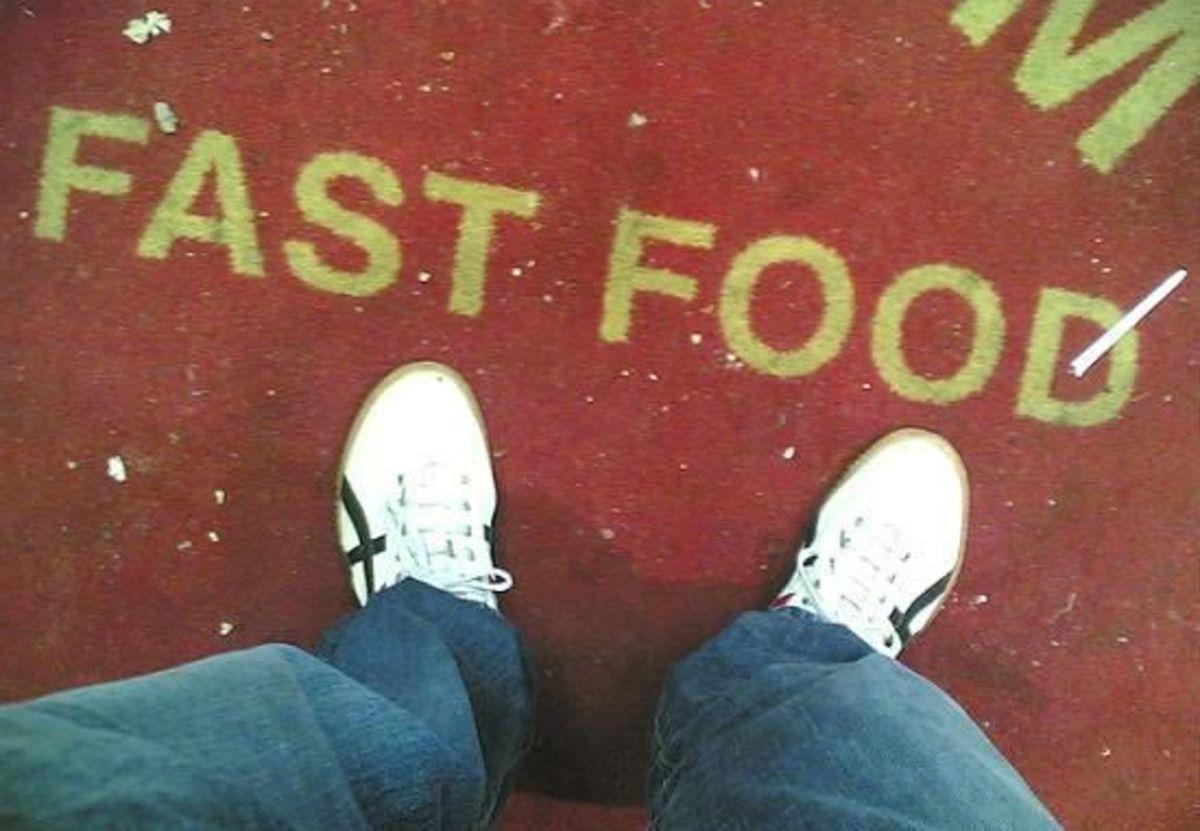 Fastfoodrug
