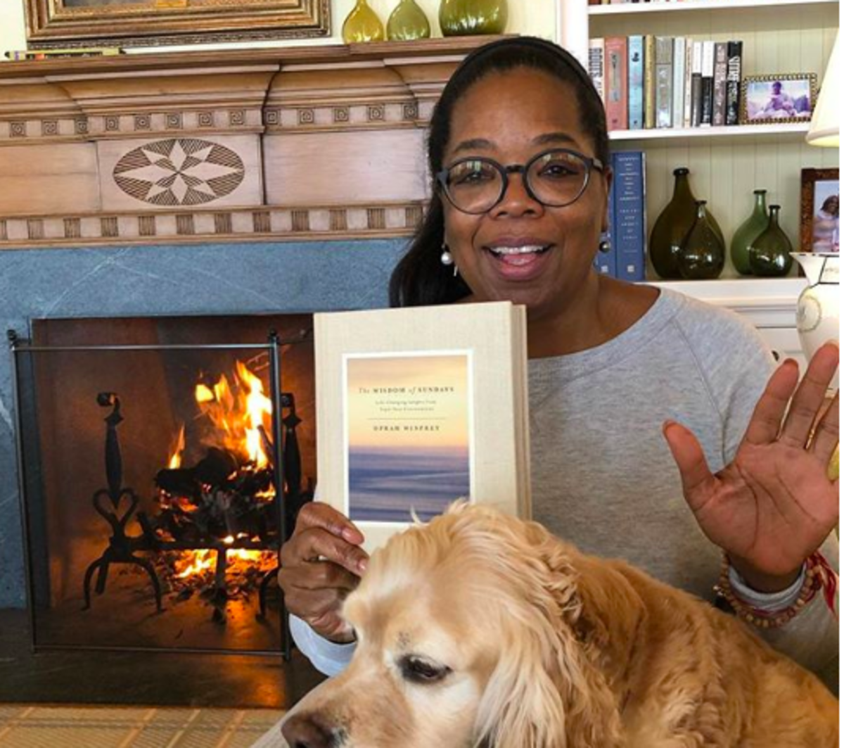 Oprah Just Invested in Dr. Weil's Healthy Restaurant Chain, True Food Kitchen