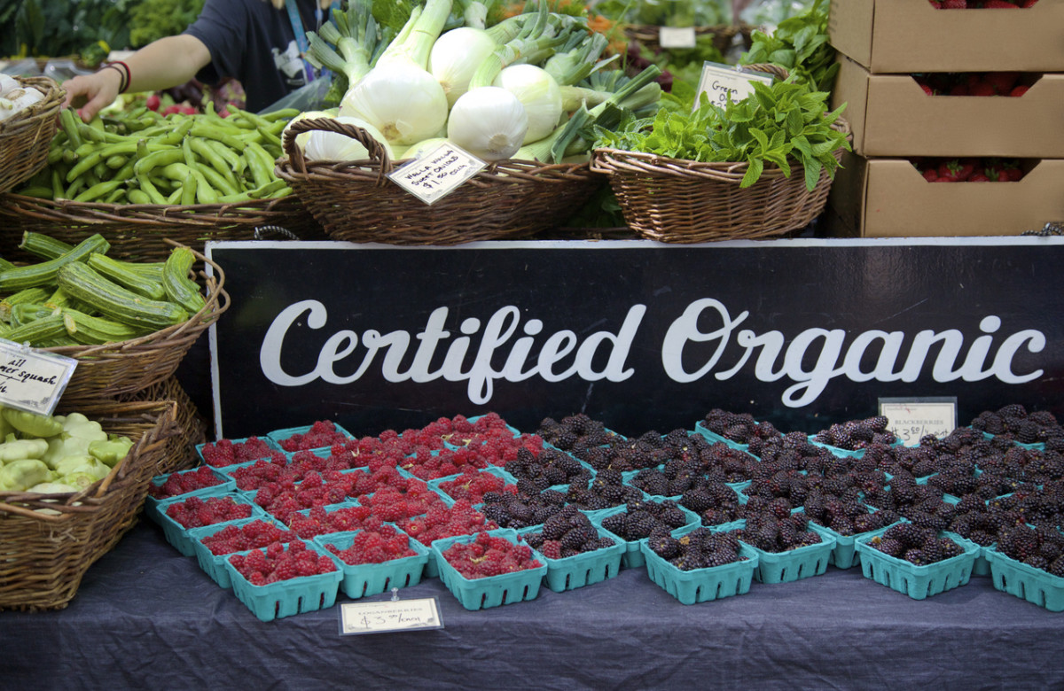 USDA Organic Won't Have a Checkoff Program (or a Spiffy Slogan)