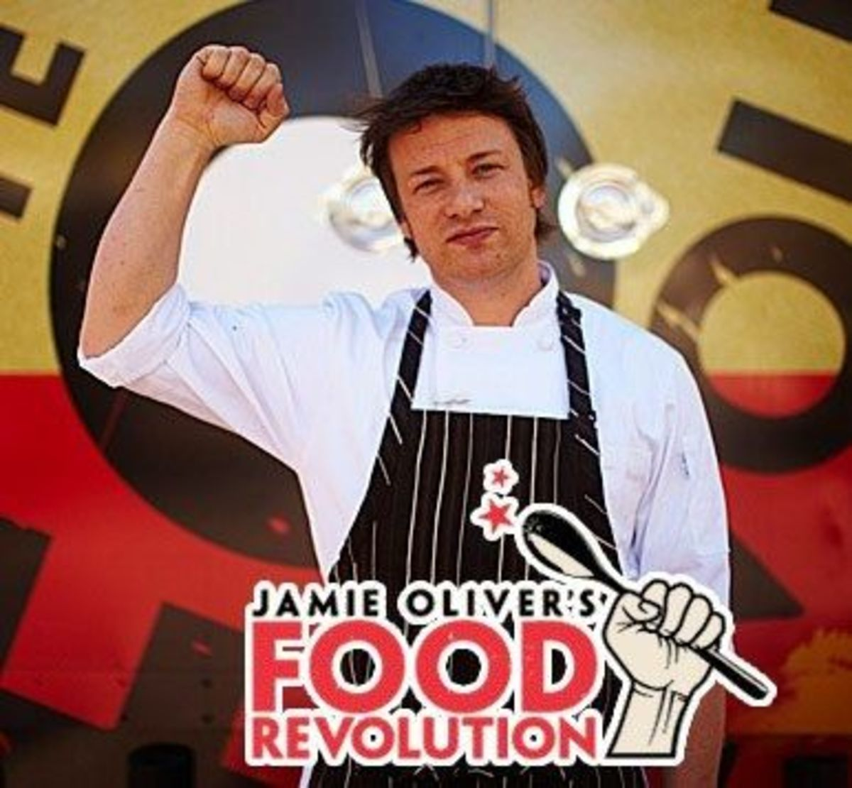 Jamie Oliver's pressure results in flavored milk ban in LA schools