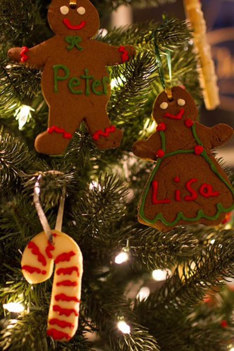 4 Christmas Tree Food Ornaments For A Delicious Tree Organic Authority