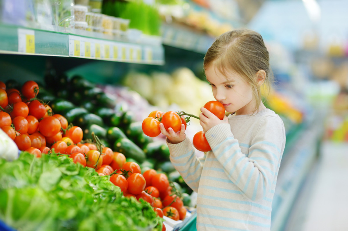 Organic Food Top Priority for Majority of U.S. Families, Finds New Report