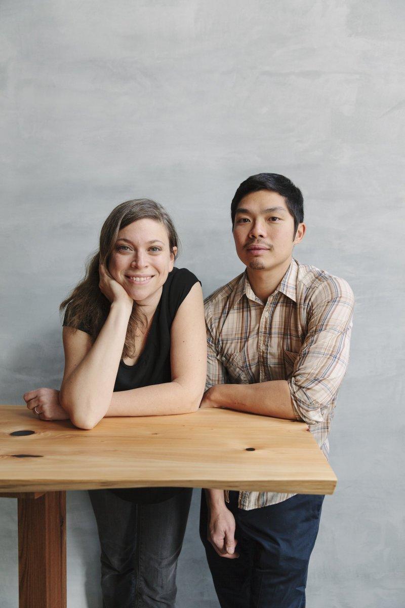 Anthony Myint and Karen Leibowitz