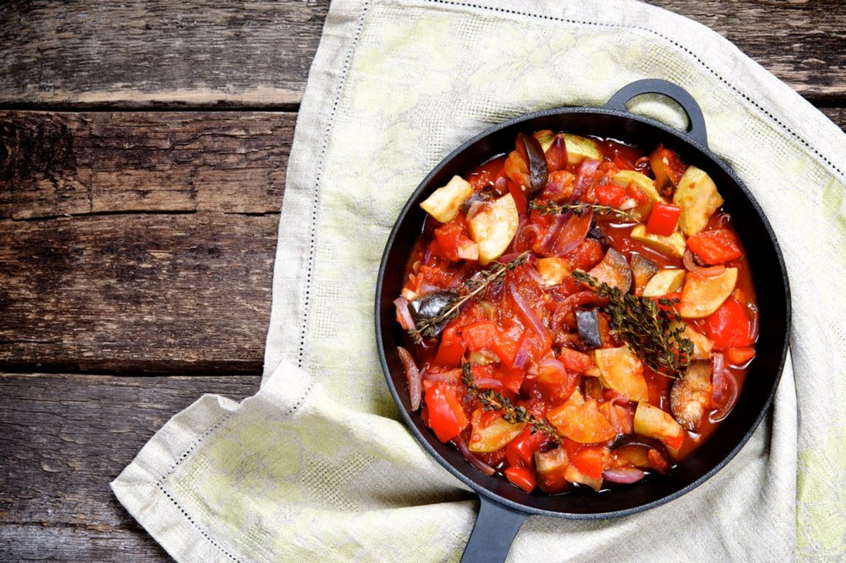 Winter stews from around the world.