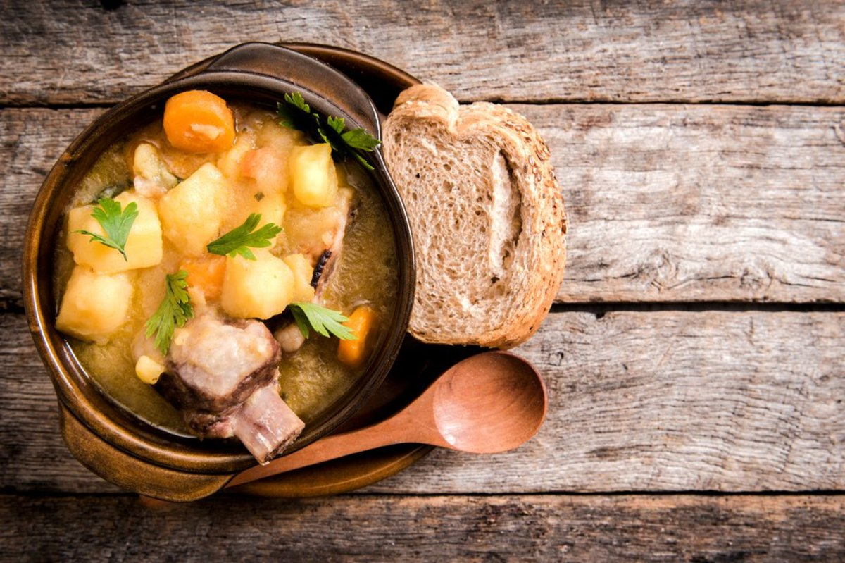 Winter stews from around the world