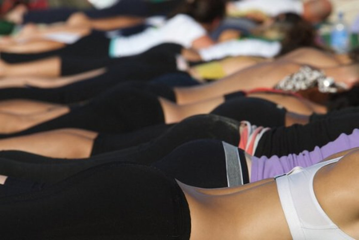 Yoga butts