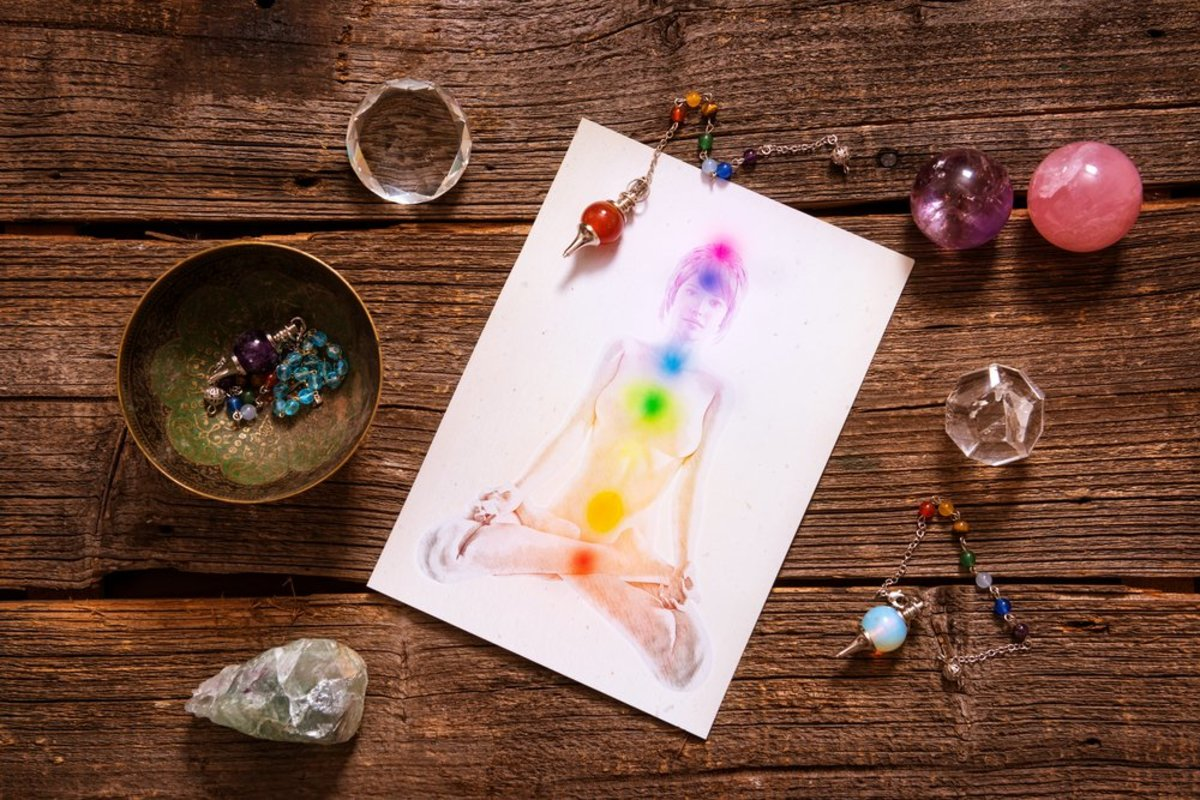 This is Why Crystal Healing Can Work Wonders for Anxiety