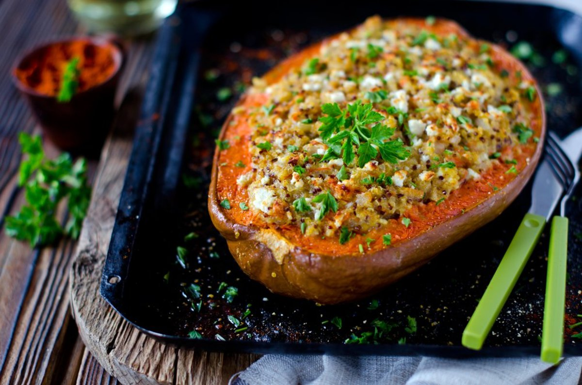 Stuff It! 4 Delicious Vegetarian Stuffed Squash Recipes to Enjoy on Meatless Monday