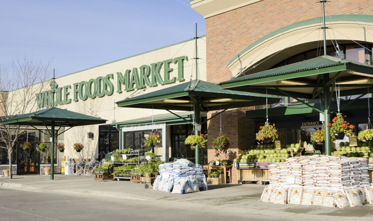 Whole Foods Market First Month Sales on Amazon Exceed Forecast