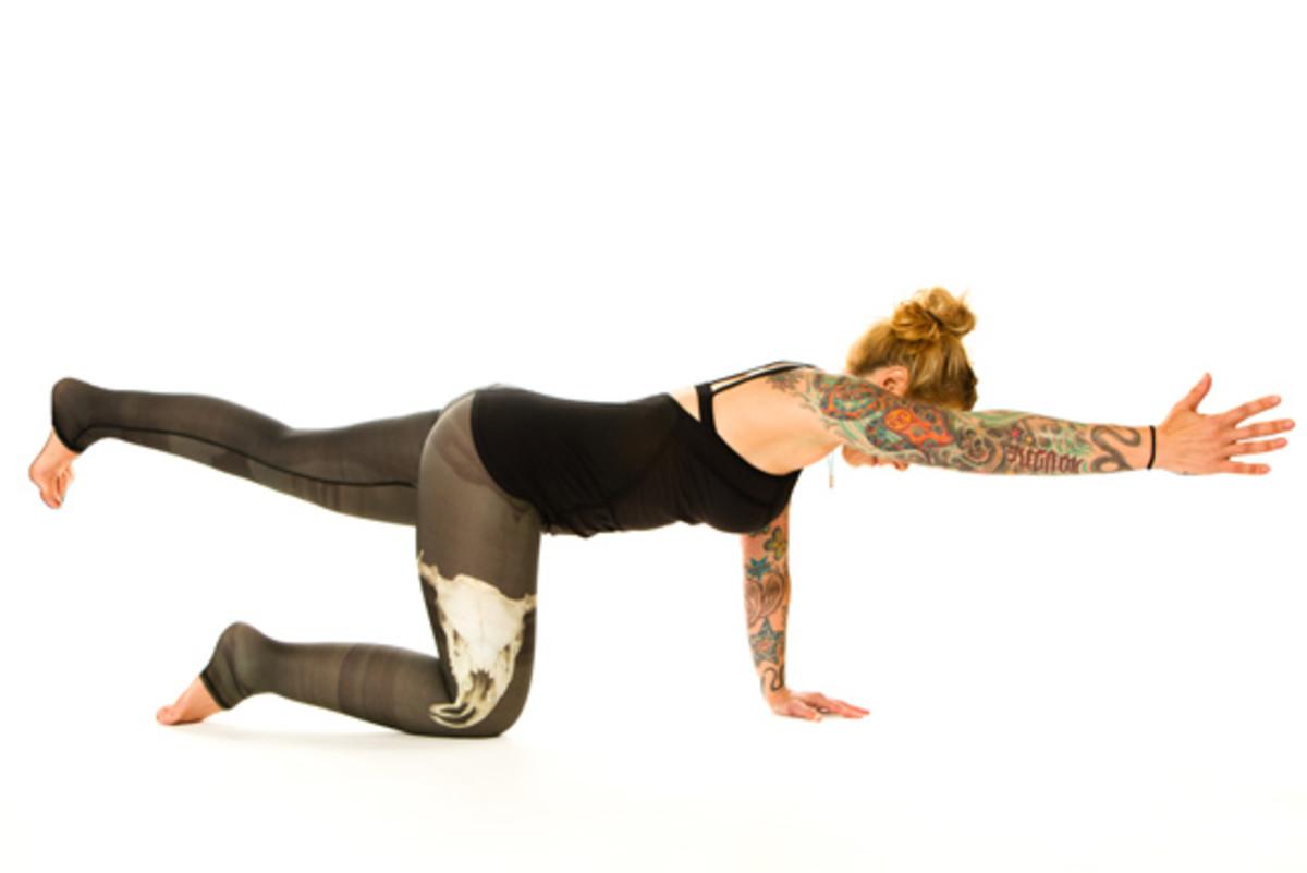 Balancing table leg extensions