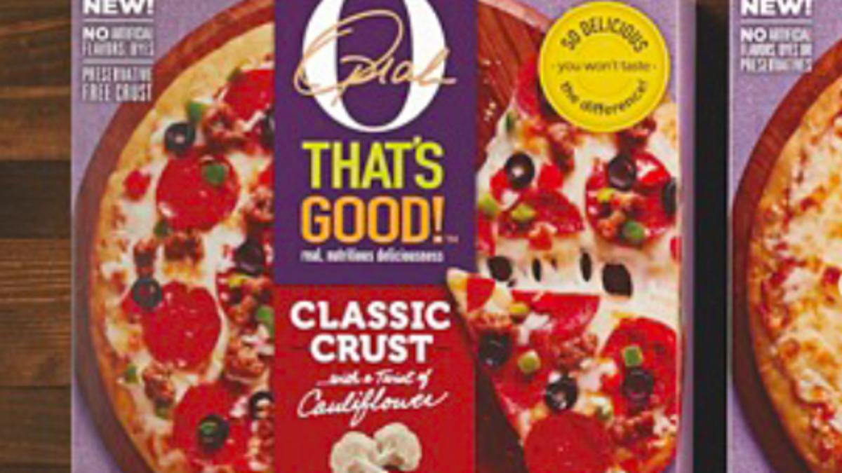 Oprah Winfrey Launches Frozen Cauliflower Pizza Range