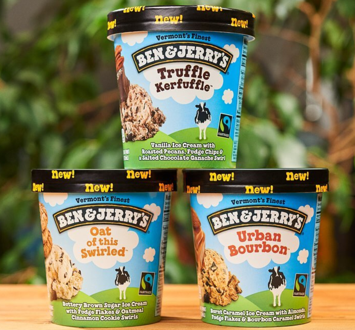 Glyphosate in Ben & Jerry's