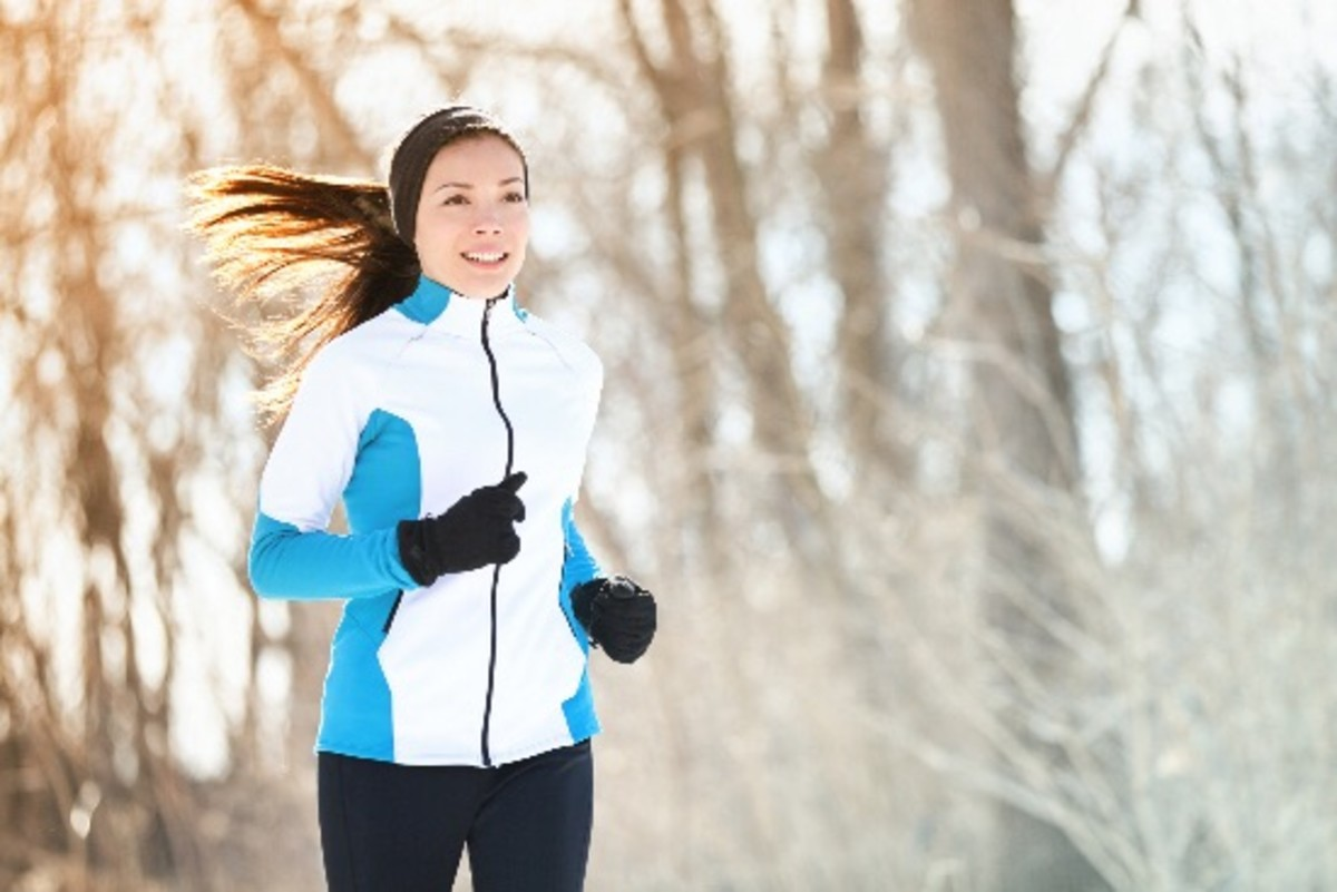 5 Chilly Health Benefits of a Cold Weather Workout