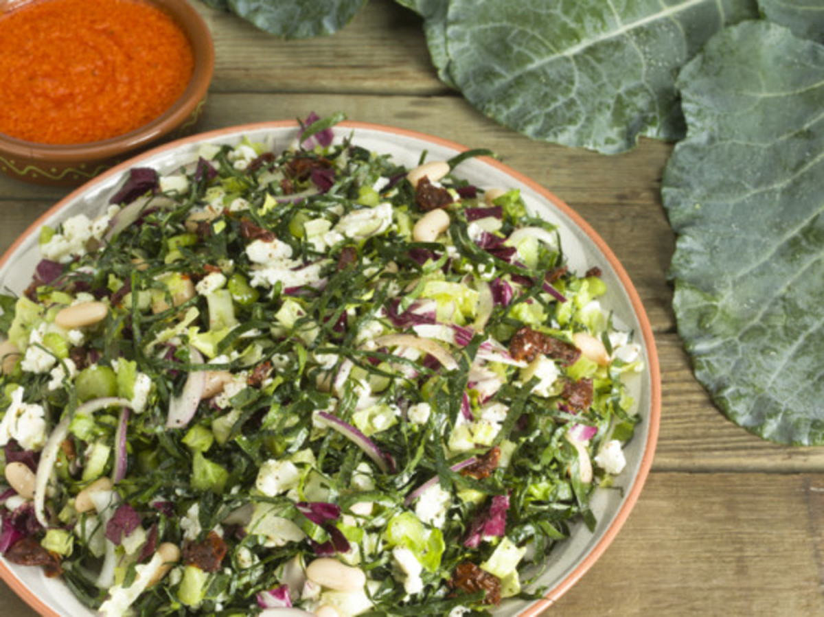 Salad green recipes, brocoleaf