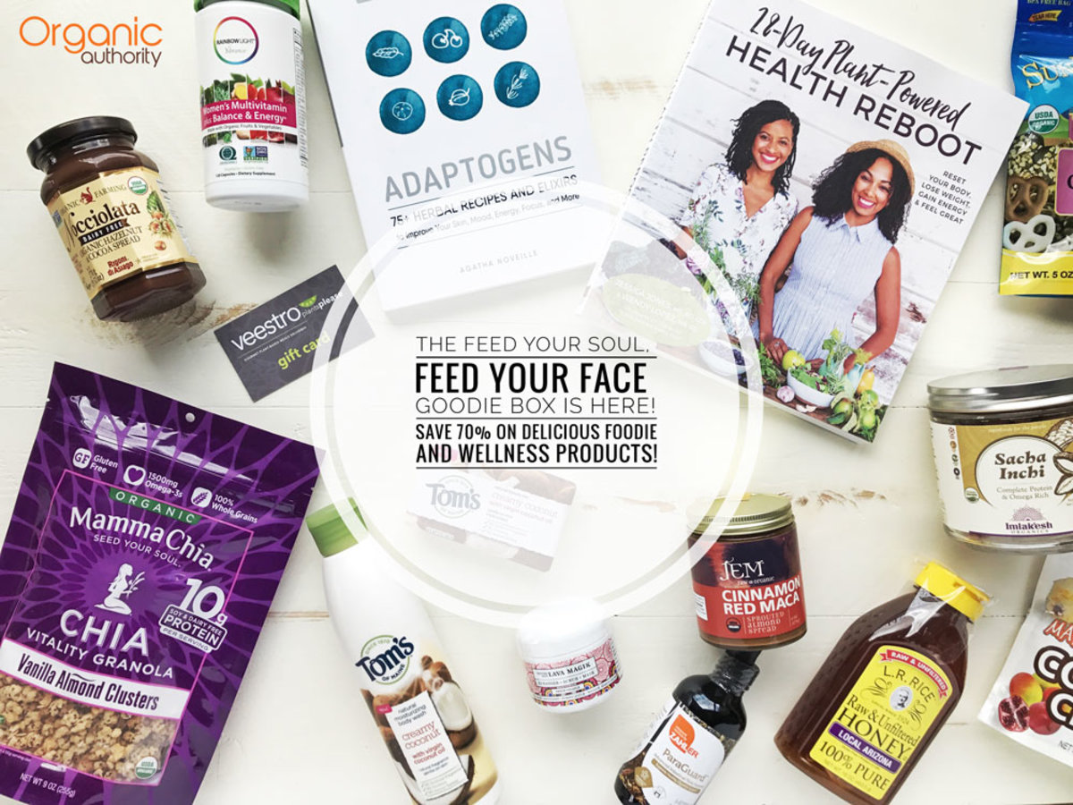 Feed Your Soul, Feed Your Face Goodie Box