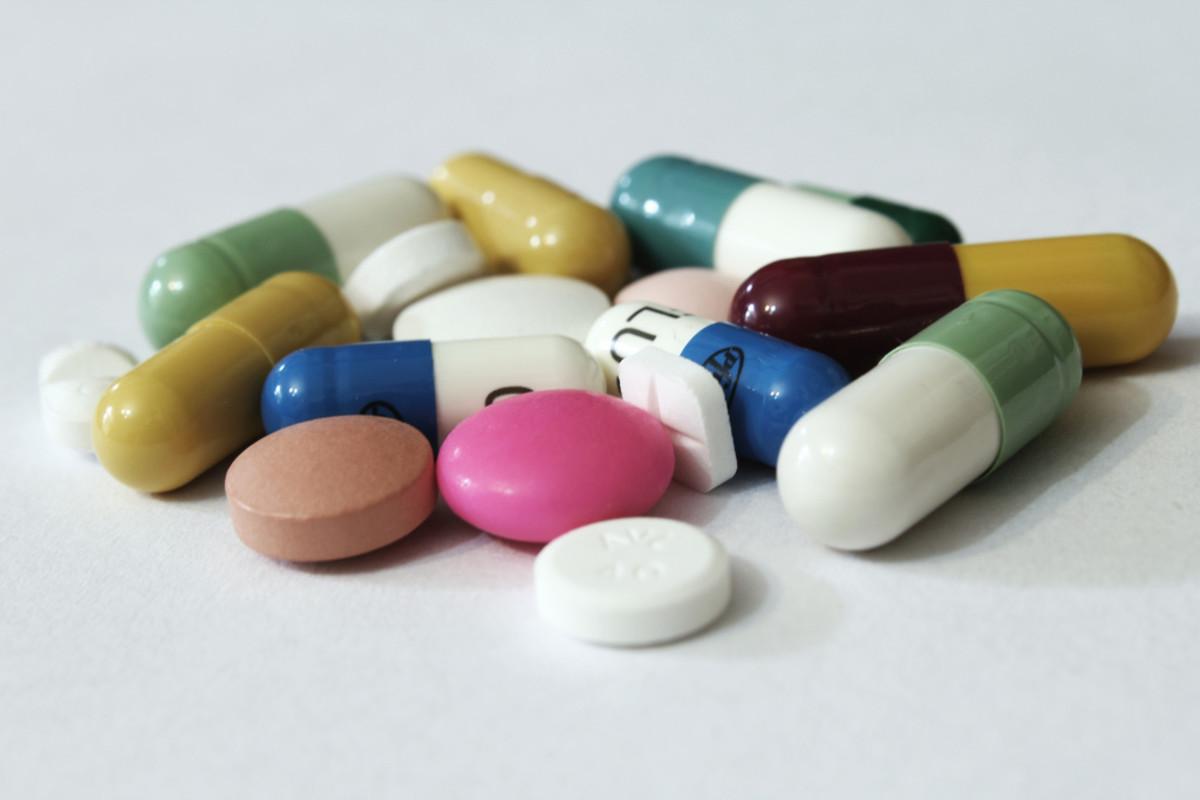 anti anxiety medication photo