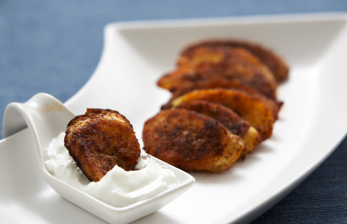 fried plantains photo