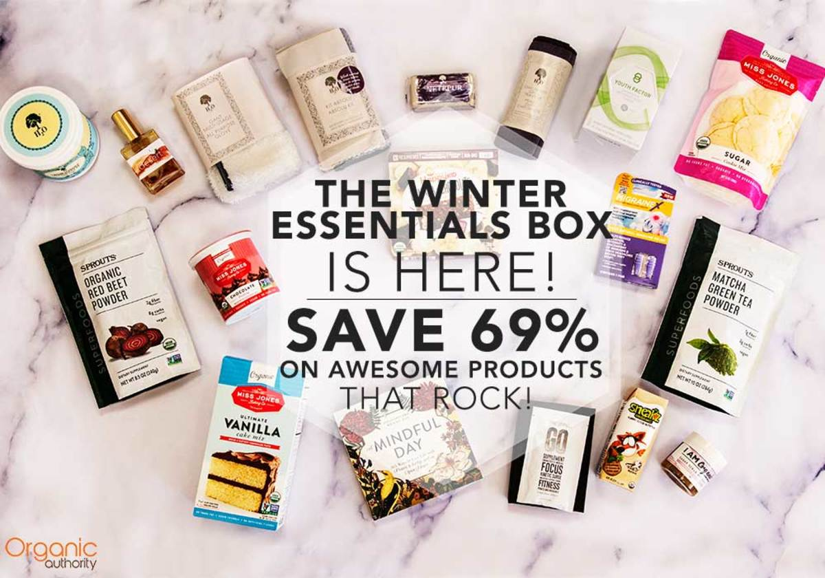 Organic Authority Winter Essentials Box