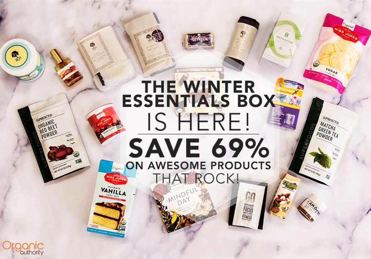Organic Authority Winter Essentials Box