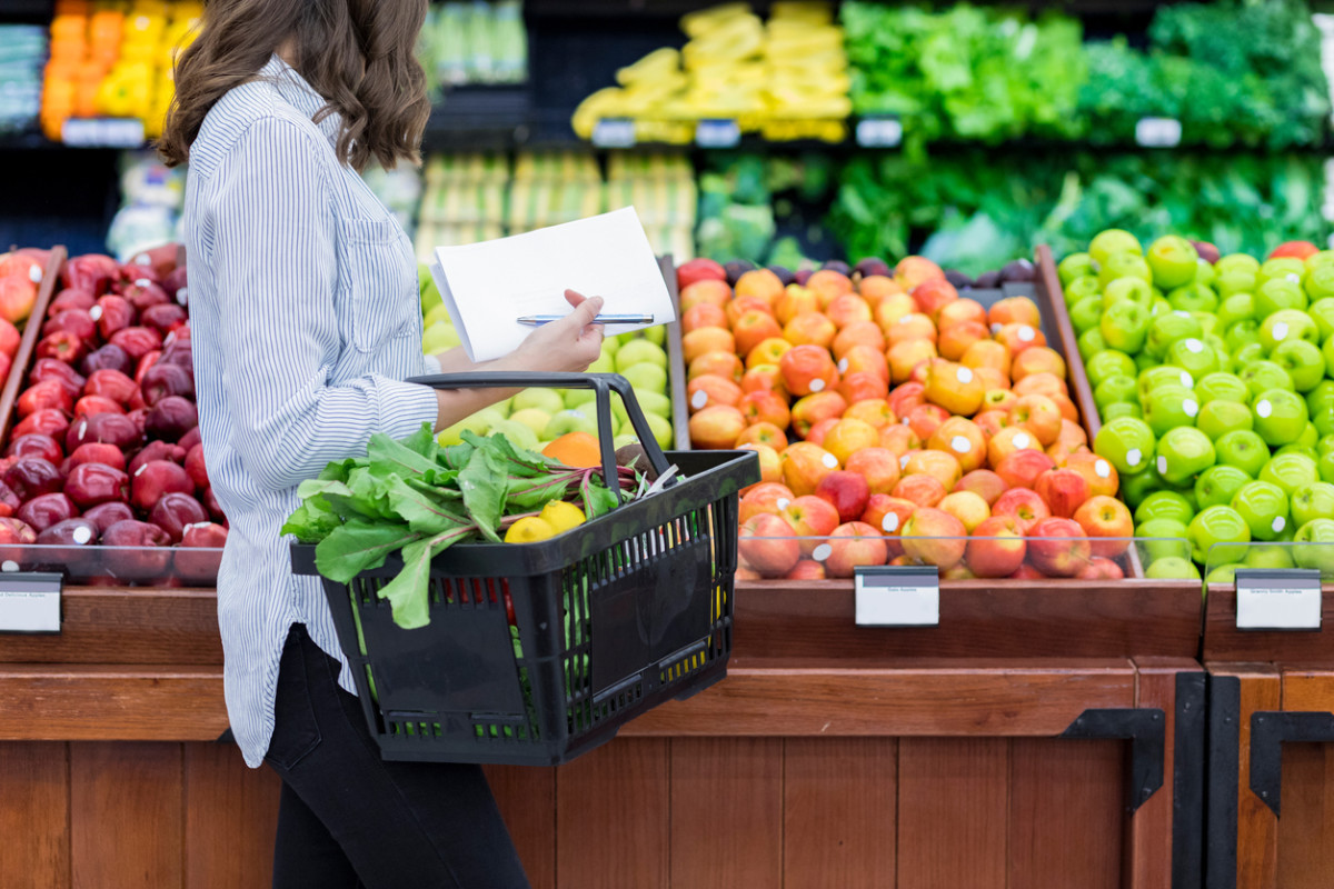 Kroger Reaches $1 Billion in Organic Produce Sales