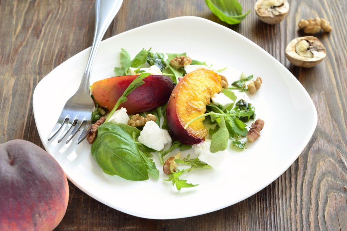 Amazing Nutrition and Health Benefits of Peaches: Grill Them This Summer!