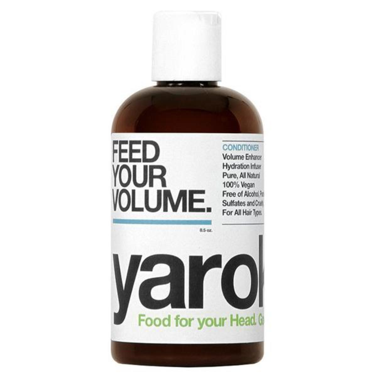Yarok Feed Your Volume