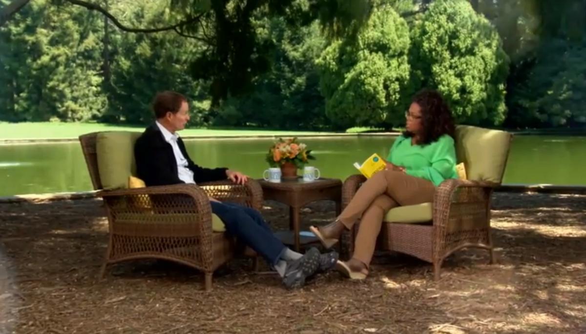 oprah and mackey