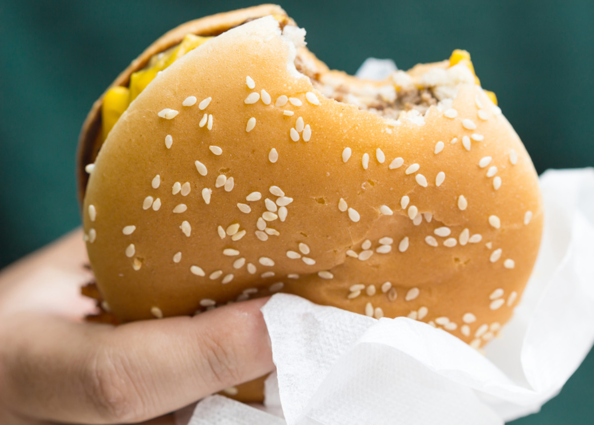 Order the Burger, but Only if You Want Alzheimer's Disease