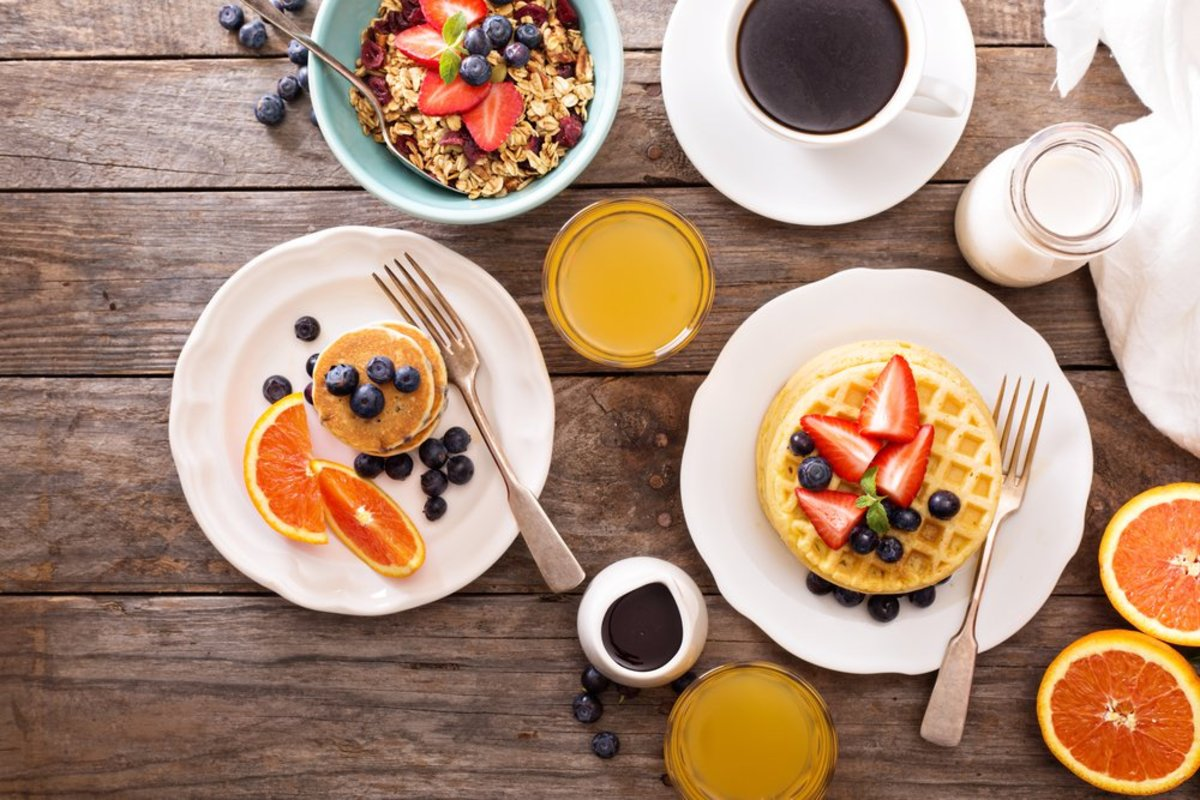 Does your breakfast contain industrial weed killer?