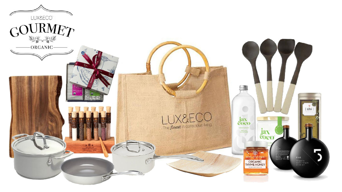 Lux & Eco has got a great giveaway for our readers.