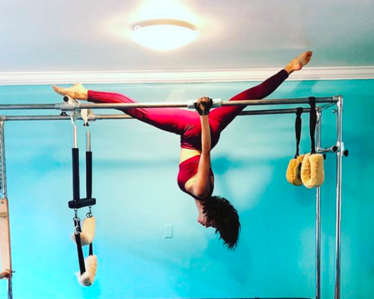 Jenna Dewan's Killer Upper Body Strength Proves Pilates Isn't Just for Your Core